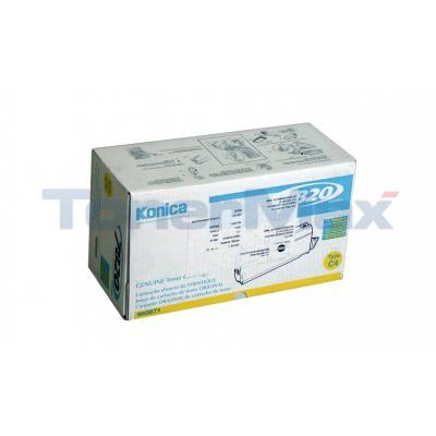 KONICA 7820 TONER YELLOW